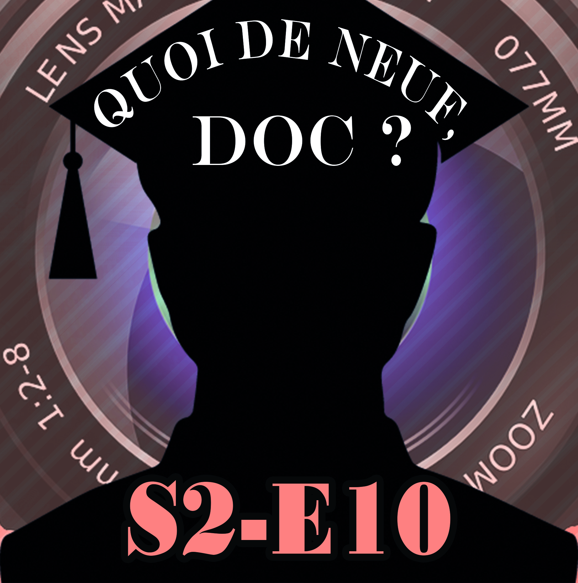 QDND S2E10 Emission filmée du 3 Février, Dans la tête d'un Doc