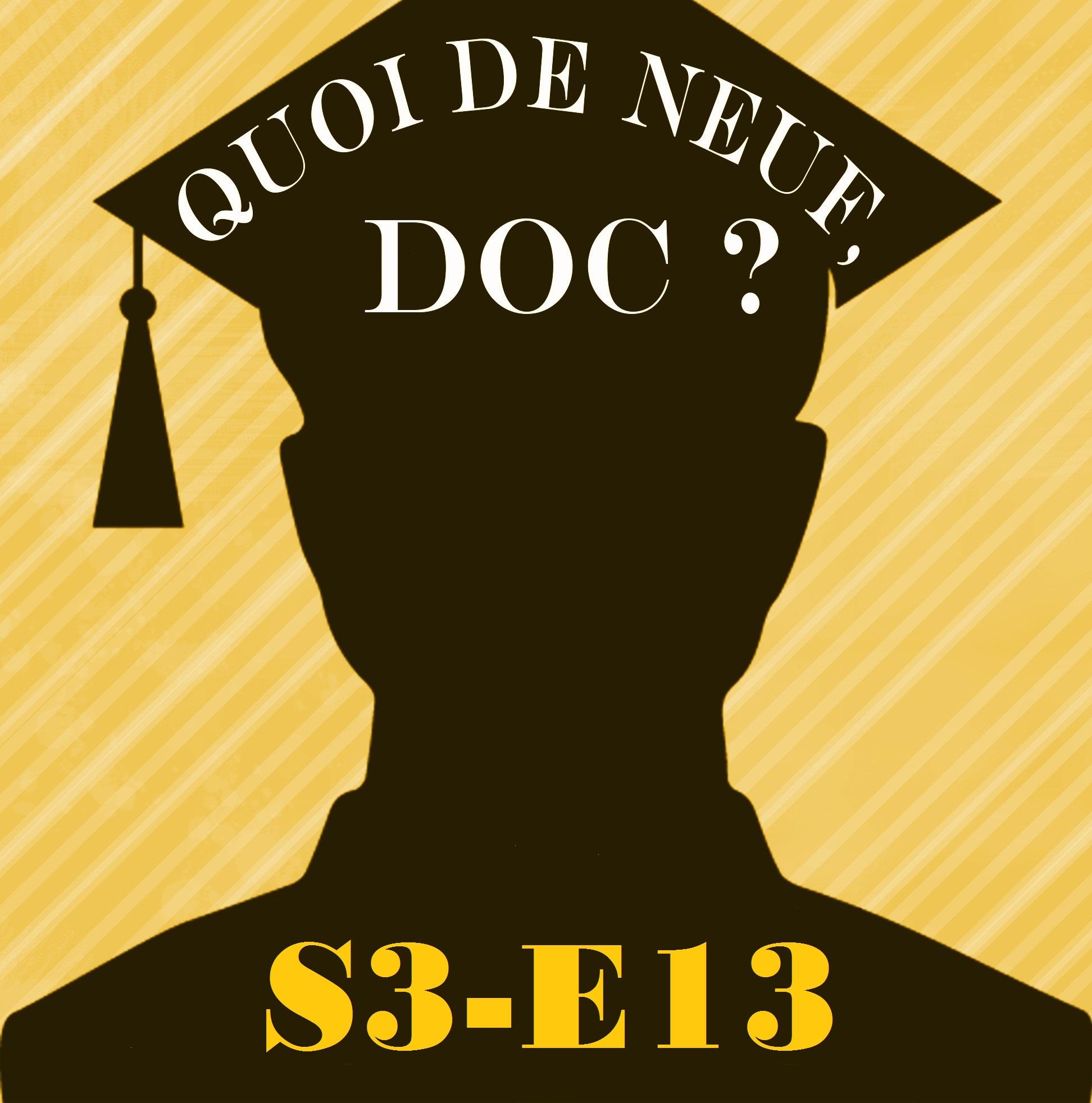 QDND S3E13 Emission du 3 Mai