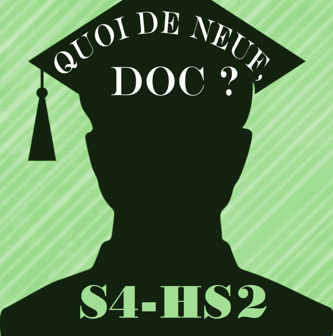 QDND S4HS2 émission du 26 Février