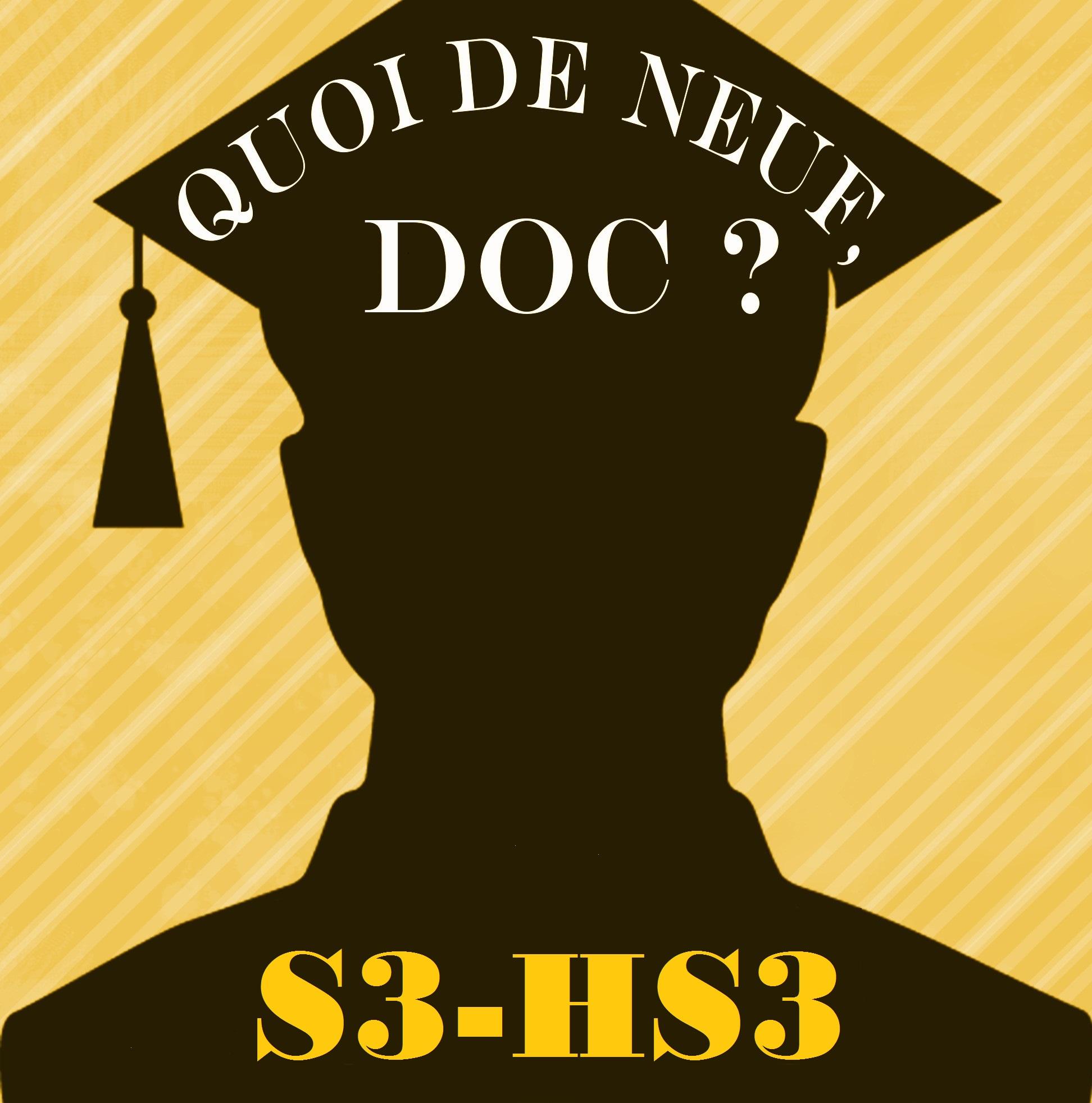 QDND S3HS2 Emission du 31 Mai